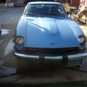 1976 DATSUN 280Z 4-SPD CALIFORNIA CAR ALL ORIGINAL for sale: photos, technical specifications, description