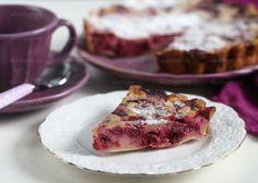 Диетический пирог с вишней | Рецепты правильного питания - Эстер Слезингер
