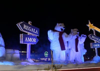 Caravana navideña en Antofagasta: ¿Te gustó el adelanto de la navidad? | El Nortero.cl, Noticias de Antofagasta y Calama