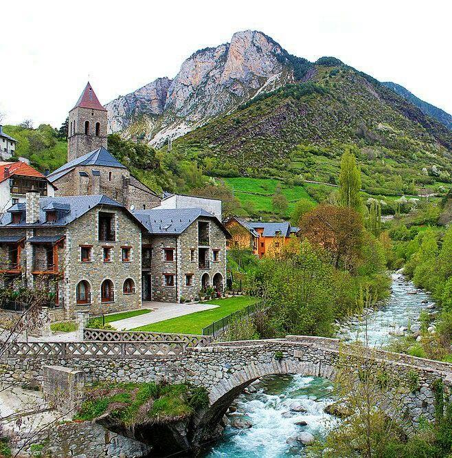 Bielsa Huesca Spaim
