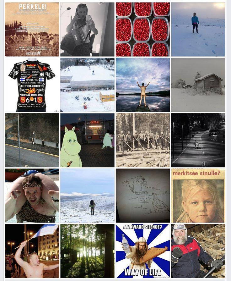 Docventures etsi suomalaisinta kuvaa syksyllä 2014.