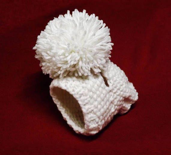 Вязаная дизайнерская шапка для собачки или кошки на заказ одежда для кошек одежда для собак красивая шапка для кошки модная шапка для собаки