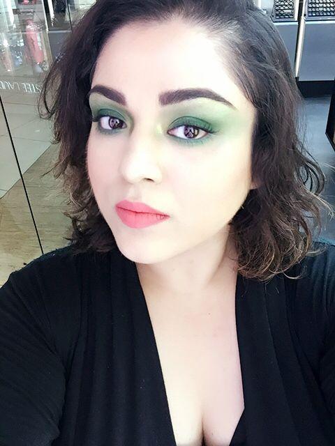 Crayon Makeup Trend