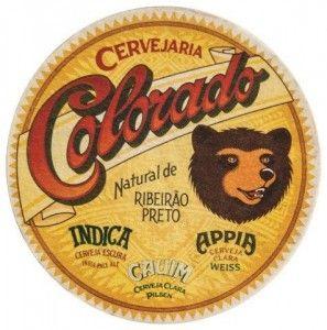 Cerveja Colorado bolacha de chopp