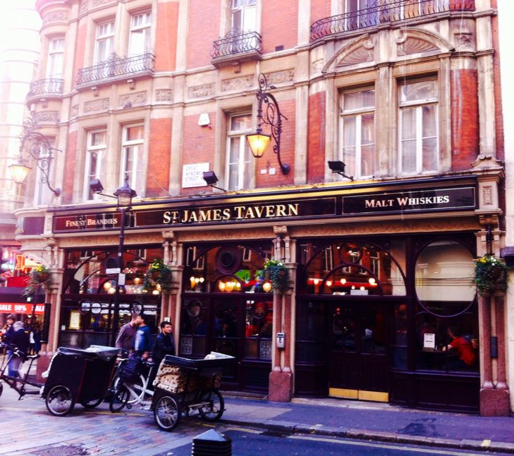 London@St James#St James Tavern