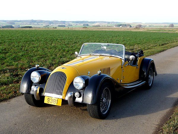 Traditional Morgan Colour Samples [Photos] - Talk Morgan Sports Cars | Morgan Three Wheeler, EvaGT, Morgan 4/4 Sport, Morgan Roadster, Morgan Aero 8, Morgan Plus 4, Classic Morgan sports cars | News, Discussion and Information