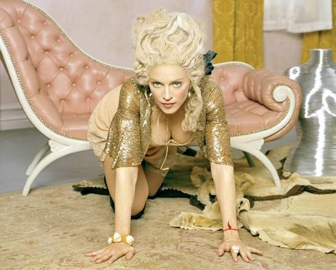 "Marie ""Madonna"" Antoinette"