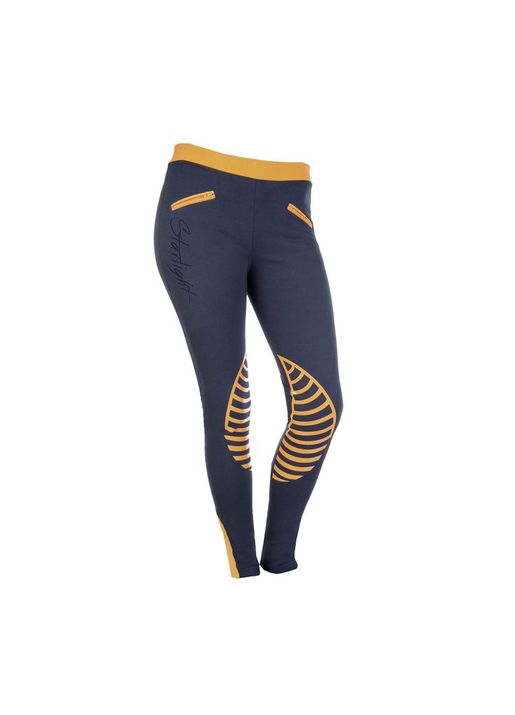 Gorgeous starlight riding leggings/skins from HKM Sports. Super tick, comfy and sticky! You'll never wear breeches again once you've worn these! £44.00 a pair.. fast delivery & great returns policy! #leggings #breeches #horserider #fashion