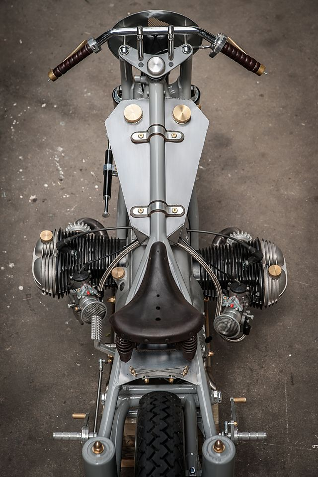 "Let's just get it out of the way shall we? C'est magnifique. Because there was simply no way to write about this exquisite French crafted BMW without saying it. This machine is the answer to the question, ""Can you build a motorcycle that has it all?"" Many say it's an impossible task; exquisite vintage looks, bulk horsepower with race-winning speed and capable of a reliable Sunday..."
