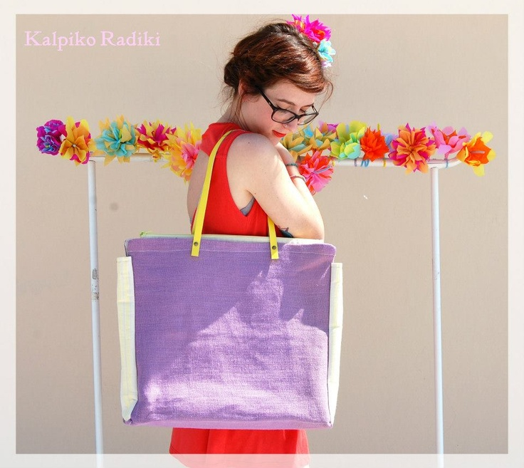 s/s collection 2013  and the livin's easy  lilla bag