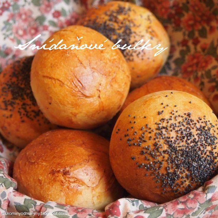 Laskominy od Maryny: Snídaňové bulky