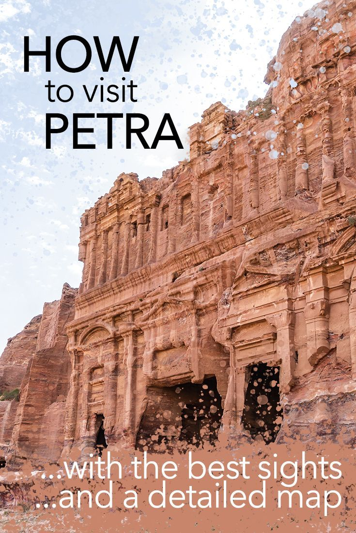 Did You Realise That Petra Is So Big In 2020 Jordan Travel