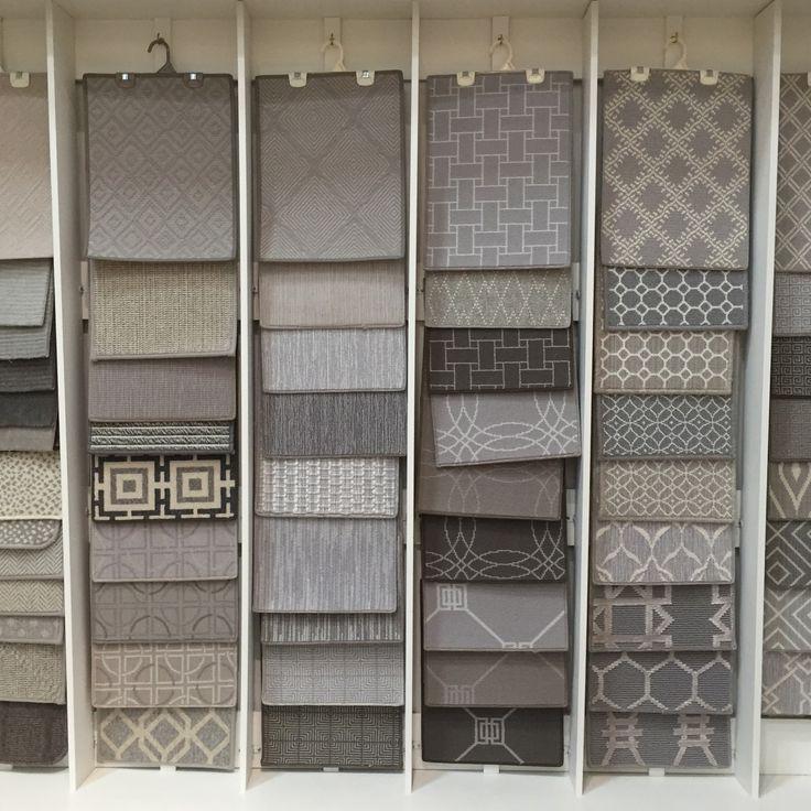 Carpet sample area.  #insidecocoonfurnishings #carpets #rugs #interiordesign #torontointeriordesign
