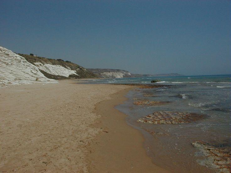 Spiaggia di Torre Salsa Sicily