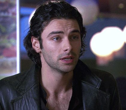 Aidan Turner...Being Human UK