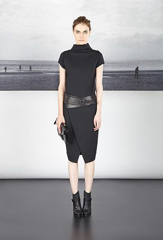 MALLONI FW 2014/15 collection-black