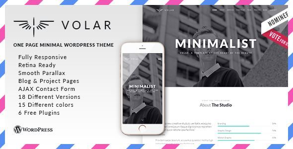 ThemeForest - Volar - Responsive & Multipurpose WordPress Theme  Free Download