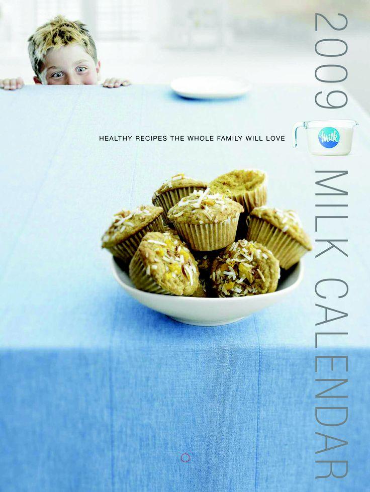 Milk Calendar - 2009