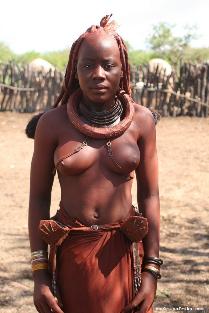 Naked africa tribe girls — photo 7