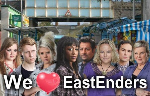 we love eastenders