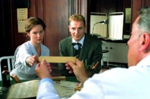 """Liam Neeson titular sex researcher """"Kinsey"""" (2004), an undervalued film."""