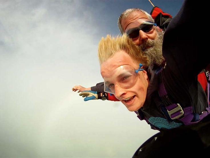 Bridgewater Skydiving! My ultimate birthday present!!!
