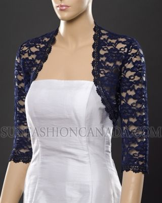 Made in Canada. We specialize in hand-made lace and fur wedding boleros, wedding jackets, evening shrugs, wedding wraps and wedding capes. Our products include faux fur wraps/shawls/stoles, faux fur bolero/shrugs/capes. lace boleros, lace shrugs, lace wraps / shawls, satin boleros, satin shrugs.