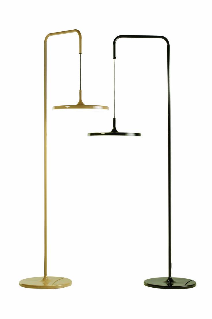 Roche Bobois - YOYO angled floor lamp - design Hitoshi Makino # ...