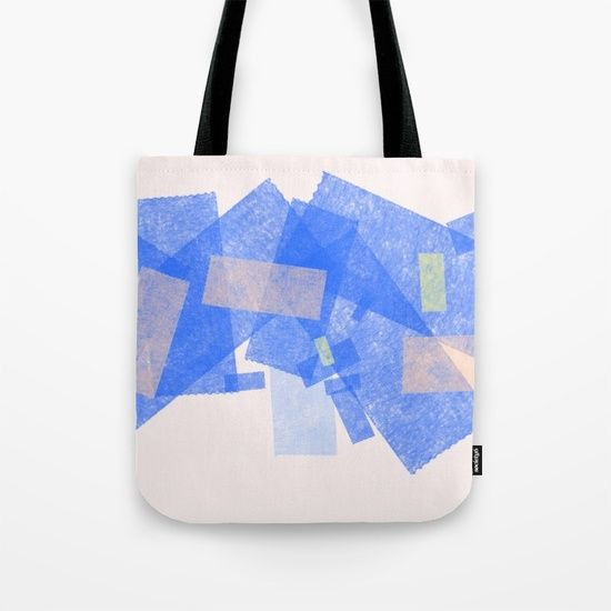 Color Geometry II Tote Bag