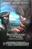Pacte des Loups, Le Pacte des Loups, Brotherhood of the Wolf Movie Poster
