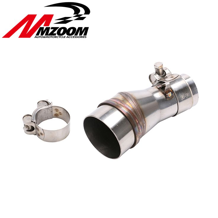 MZOOM Racing Scooter Street Ninja 250 2012 Refit exhaust pipe Interface conversion intubation tube welding interfaces spring-in Exhaust & Exhaust Systems from Automobiles & Motorcycles on Aliexpress.com | Alibaba Group