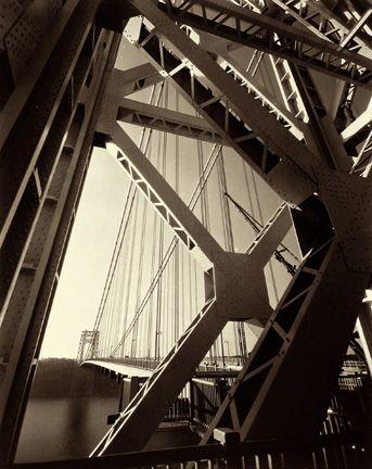 Edward Steichen, George Washington Bridge, 1931