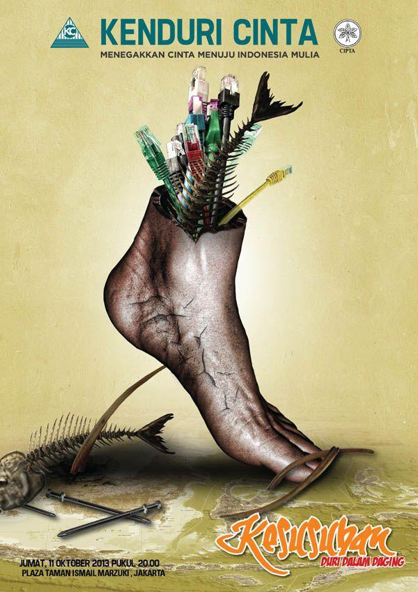 Kesusuban | Kenduri Cinta's Poster