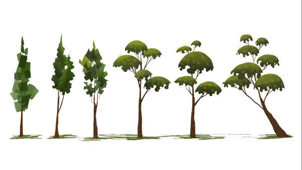 Development for Untitled Project by Mustafa Gündem, via Behance