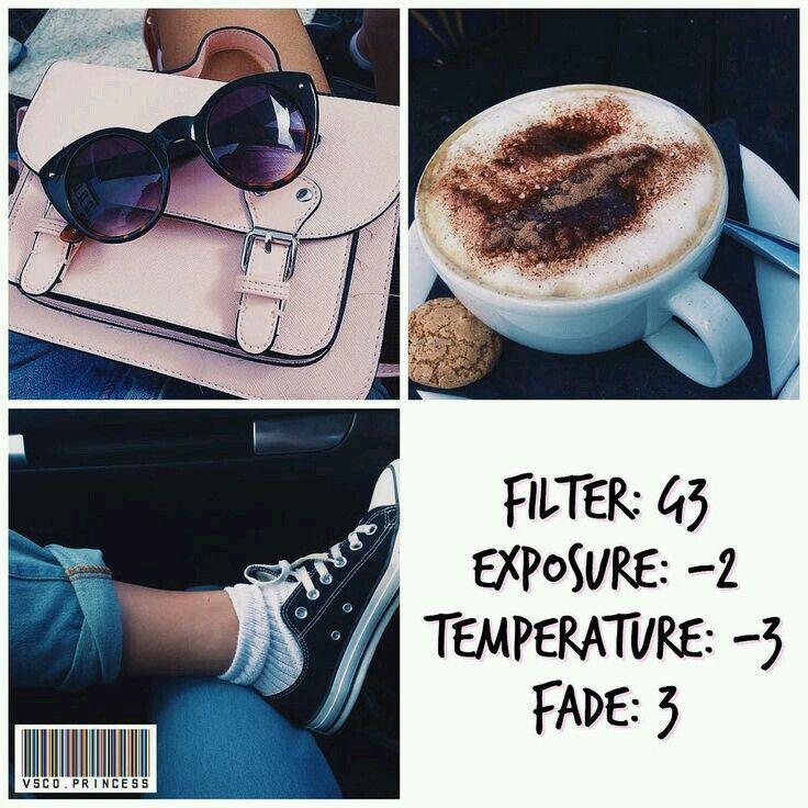 retro insta theme vsco filter | ↬ pictures | Vsco filter ...