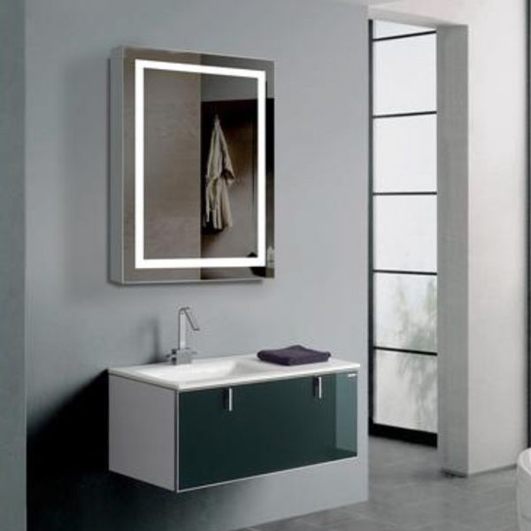 Perfect For Applying Make Up Blow Drying Hair Shaving Washing Or Just For A New Fashionable Loo Led Mirror Bathroom Bathroom Mirror Lighted Medicine Cabinet