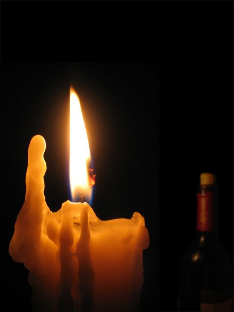 Снятие порчи свечой.. Обсуждение на LiveInternet - Российский Сервис Онлайн-Дневников