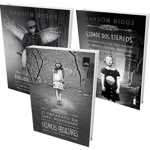 Kit Livros - Cidade Dos Etéreos + O - Americanas.com