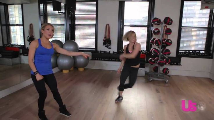 Kelly Ripa's Arms, Abs: Learn Her Workout From Trainer Anna Kaiser