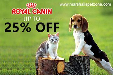 Save Up to 25% OFF On Royal Canin Pet Food. Feed your pet the best nutrition at great discounts. High-quality pet (dog and cat) food for all breeds of all ages which meets all their needs.