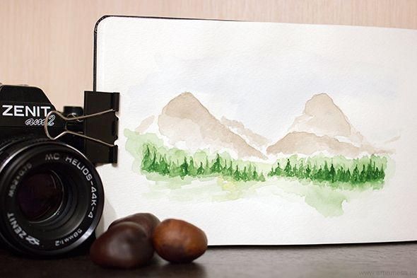 Пейзажи/Landscapes