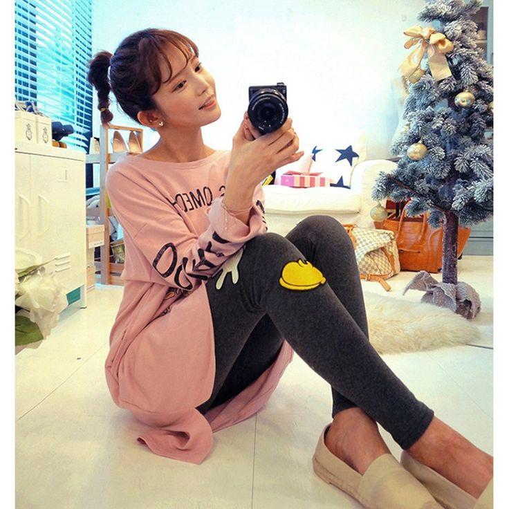 XXL Más El Tamaño de Algodón Pijamas Pijamas Para Las Mujeres Chica Pijama Pijama Pijama Feminino Femme vestido Ppajama Entero Mujeres Pigiami