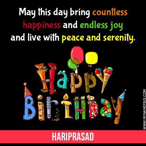 Write Name On Happy Birthday Wishes Whatsapp Status Pic