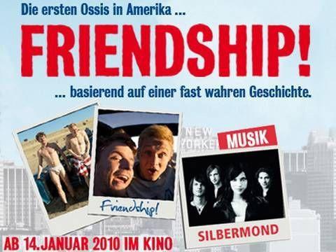 """SILBERMOND - KRIEGER DES LICHTS (""""FRIENDSHIP!"""" Clip)"""