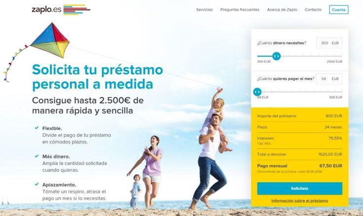 Conoce las ventajas y beneficios de los prestamos Zaplo - http://www.tecnoma.es/conoce-las-ventajas-y-beneficios-de-los-prestamos-zaplo/