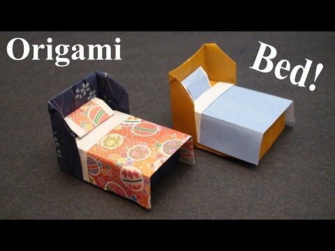 Origami tutorial and video instruction on how to fold a modular origami Accordion Box. SUBTÍTULOS EN ESPAÑOL With permission fro designer Ms. Ayako Kawate. •...