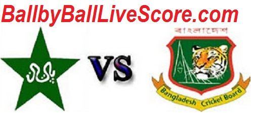 Pakistan v Bangladesh Ball by Ball Live Score  Great information for the cricket lovers is that a stay protection will be given  ball by ball commentary. Also live cricket match online, ball by ball live score will be updated on various famous sites on ball by ball live scorecard as you will get ball by ball live score on espn as well as ball by ball live score on yahoo, cricinfo ball by ball lives scores and cricbuzz ball by ball live score and will also be provided to cricket lovers.