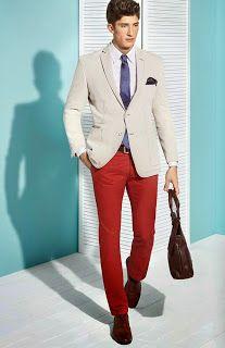 Giacomo Conti Spring Summer 2015 Primavera Verano #Menswear #Trends #Tendencias #Moda Hombre - C.N.M.T.