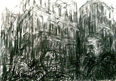 Kevin Connor - Morning, Rue du Faubourg du Temple