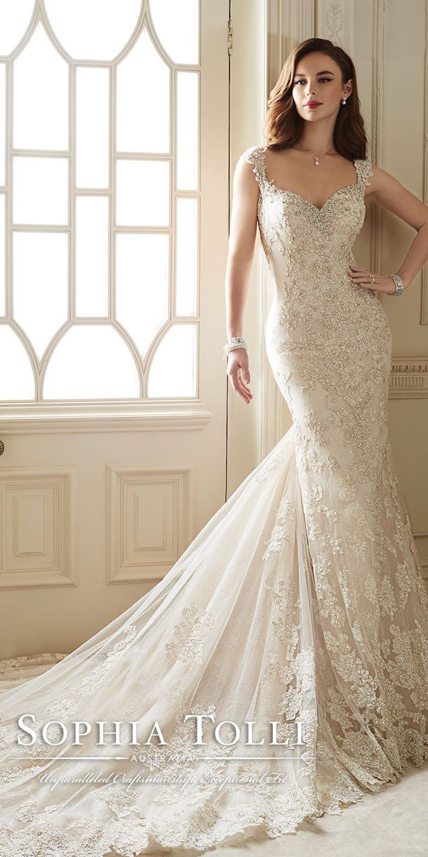 25  best ideas about Diamond wedding dress on Pinterest | Sparkle ...